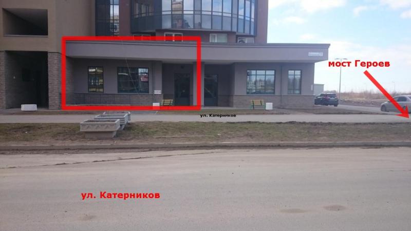 поиск помещения под офис Волынская улица